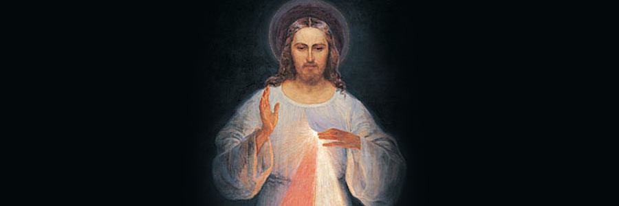 Barmherziger Jesus