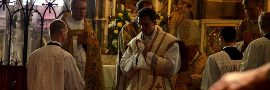 Priesterweihe & Primiz Philipp Faschinger