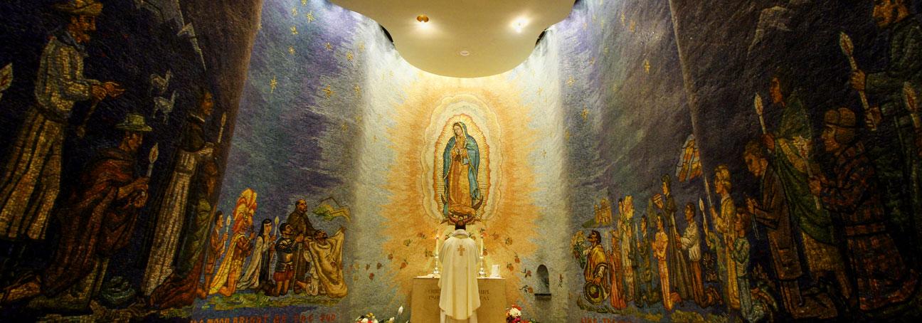 Gemeinschaft der Heiligen - Guadelupe