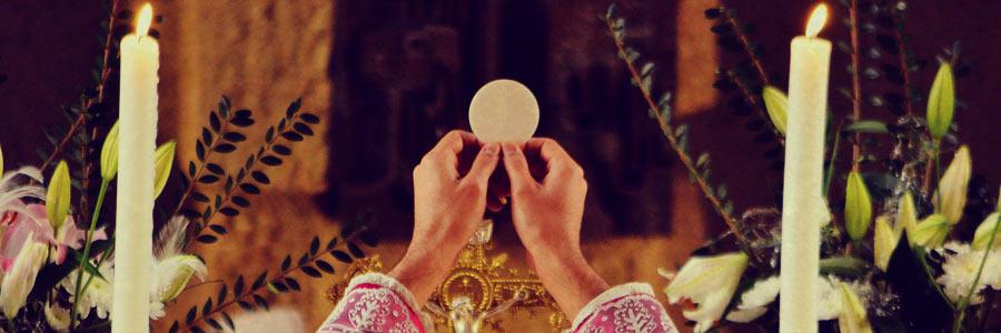 Die heilige Eucharistie